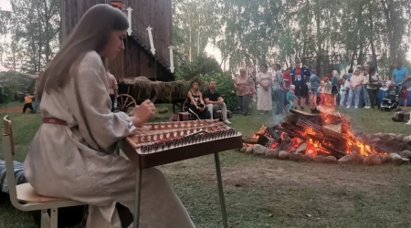 Как в Барановичском районе отпраздновали Купалье