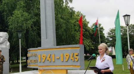 День Независимости Республики Беларусь отпраздновали в Барановичском районе