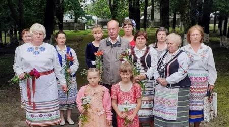 Праздничные мероприятия в Перховичском ЦКиНТ